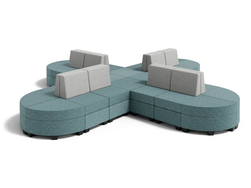 OFGO004-Seating set 4-Set C2